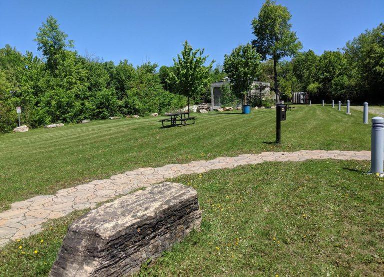 metcalfe Park grass